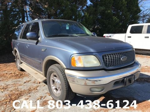 Pre-Owned 2002 Ford Expedition Eddie Bauer RWD 4D Sport Utility