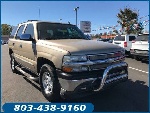 Pre-Owned 2006 Chevrolet Tahoe LS RWD 4D Sport Utility