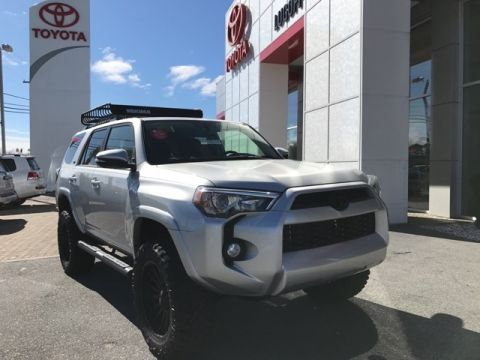 New 2016 Toyota 4Runner SR5 Premium 4D Sport Utility With Navigation & 4WD